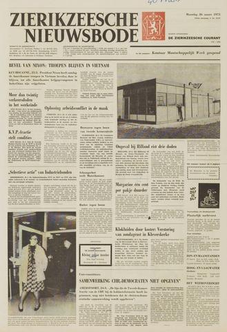 Zierikzeesche Nieuwsbode 1973-03-26