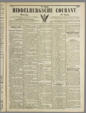 Middelburgsche Courant 1906-03-26