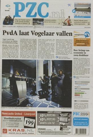 Provinciale Zeeuwse Courant 2008-11-14