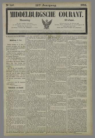 Middelburgsche Courant 1884-06-23