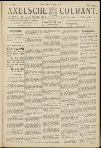 Axelsche Courant 1940-05-17