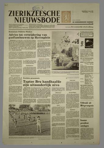 Zierikzeesche Nieuwsbode 1981-06-11
