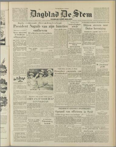 de Stem 1954-02-26