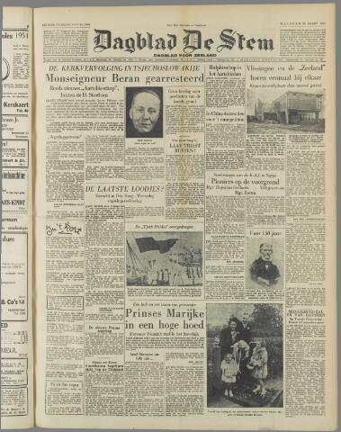 de Stem 1951-03-12