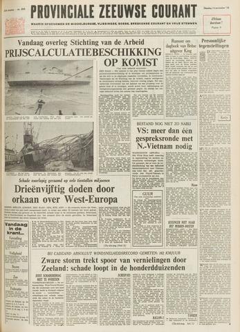 Provinciale Zeeuwse Courant 1972-11-14