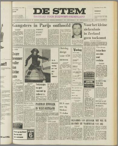 de Stem 1972-11-29