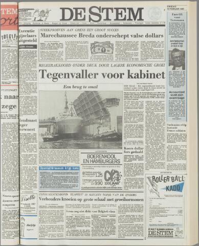 de Stem 1987-02-10