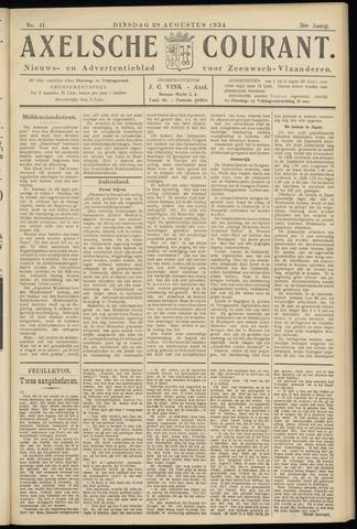 Axelsche Courant 1934-08-28