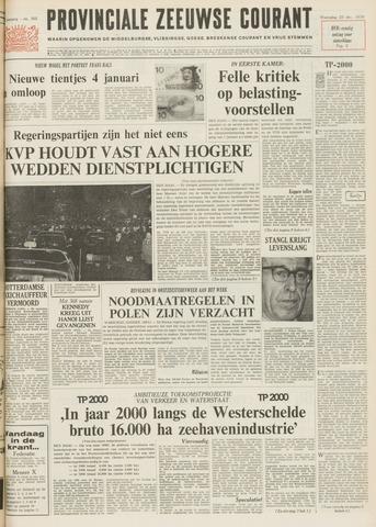 Provinciale Zeeuwse Courant 1970-12-23