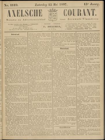 Axelsche Courant 1897-05-15