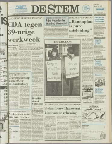 de Stem 1983-04-22