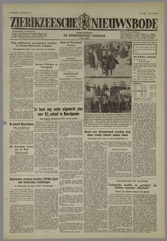 Zierikzeesche Nieuwsbode 1955-10-01