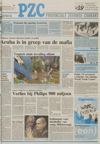 Provinciale Zeeuwse Courant 1993-03-05