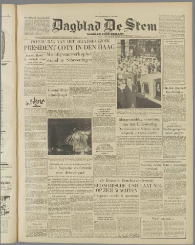 de Stem 1954-07-23