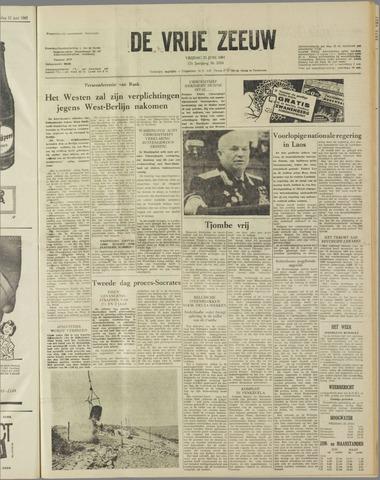 de Vrije Zeeuw 1961-06-23