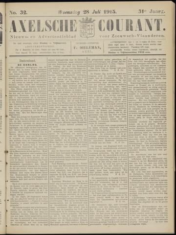 Axelsche Courant 1915-07-28