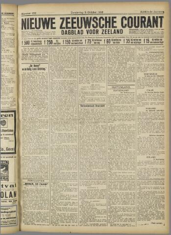 Nieuwe Zeeuwsche Courant 1922-10-05