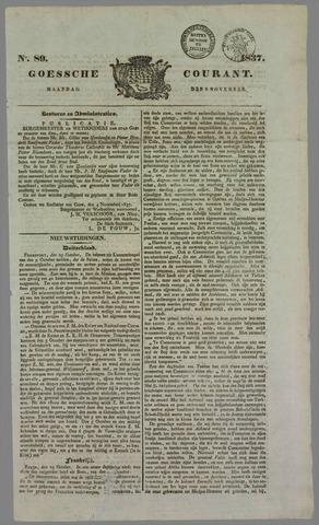 Goessche Courant 1837-11-06