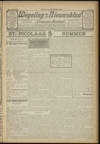 Zeeuwsch Nieuwsblad/Wegeling's Nieuwsblad 1929-11-29