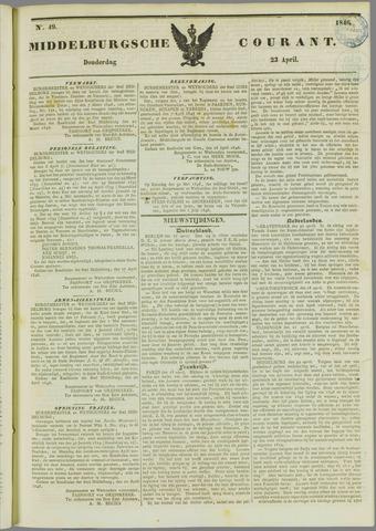 Middelburgsche Courant 1846-04-23