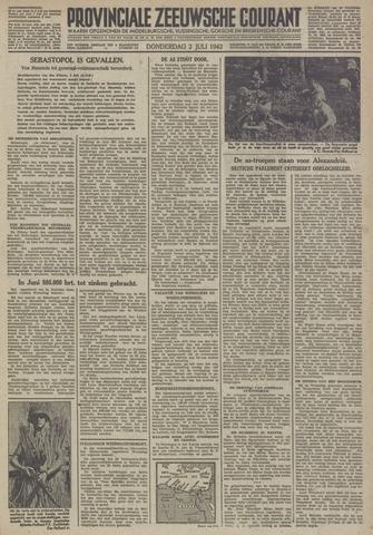 Provinciale Zeeuwse Courant 1942-07-02