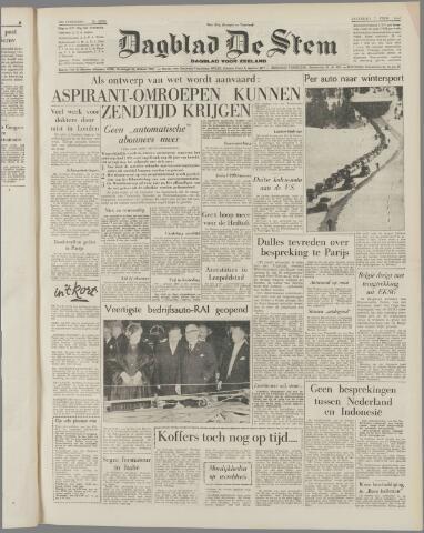 de Stem 1959-02-07
