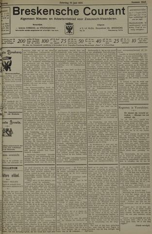Breskensche Courant 1934-06-30