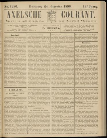 Axelsche Courant 1898-08-24