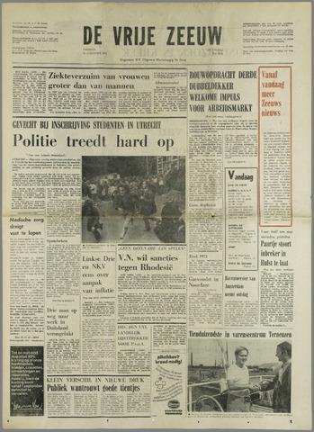 de Vrije Zeeuw 1972-08-22