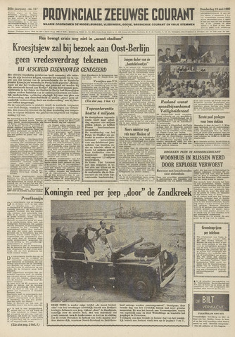Provinciale Zeeuwse Courant 1960-05-19
