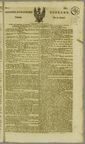 Middelburgsche Courant 1817-01-21