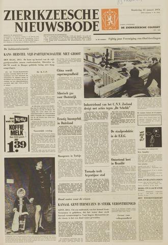 Zierikzeesche Nieuwsbode 1973-01-11
