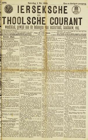 Ierseksche en Thoolsche Courant 1915-05-01