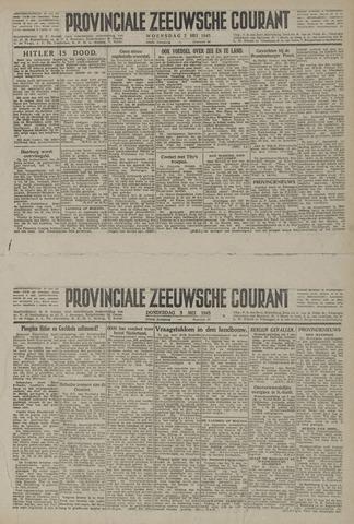 Provinciale Zeeuwse Courant 1945-05-02
