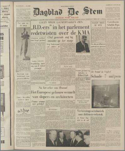 de Stem 1963-01-31