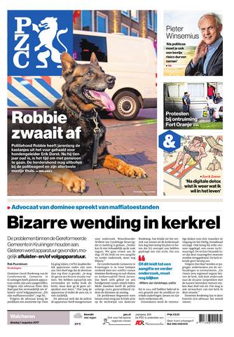 Provinciale Zeeuwse Courant 2017-08-01