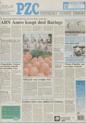 Provinciale Zeeuwse Courant 1995-03-02