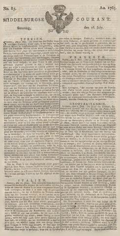 Middelburgsche Courant 1763-07-16