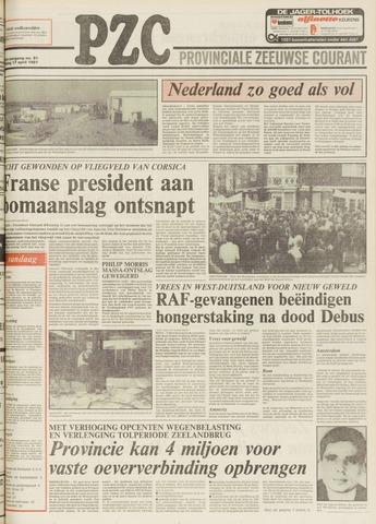 Provinciale Zeeuwse Courant 1981-04-17