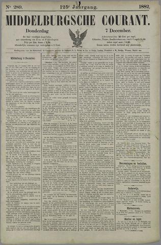 Middelburgsche Courant 1882-12-07