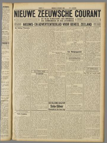 Nieuwe Zeeuwsche Courant 1932-10-04