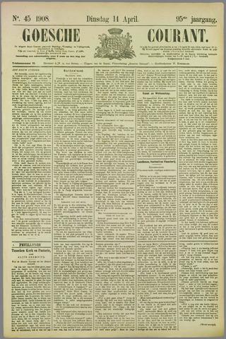 Goessche Courant 1908-04-14