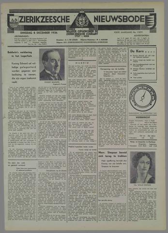 Zierikzeesche Nieuwsbode 1936-12-08