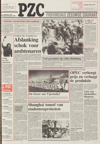 Provinciale Zeeuwse Courant 1986-12-22