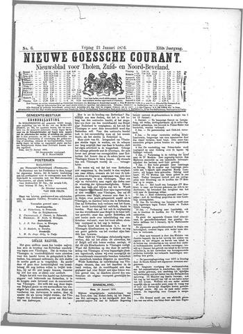 Nieuwe Goessche Courant 1876-01-21