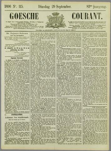 Goessche Courant 1896-09-29