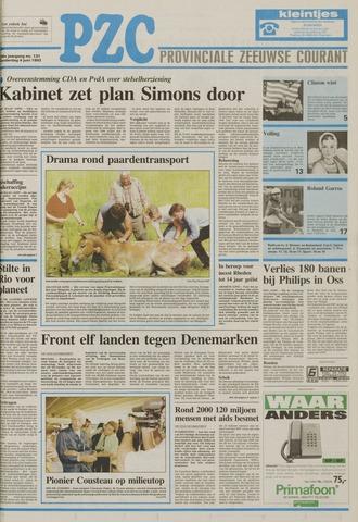Provinciale Zeeuwse Courant 1992-06-04