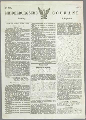 Middelburgsche Courant 1865-08-29