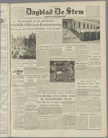 de Stem 1954-05-01