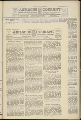 Axelsche Courant 1949-10-19